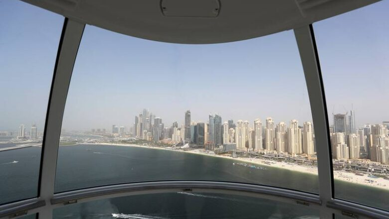 Ain Dubai: fireworks, food trucks and live performances to mark opening