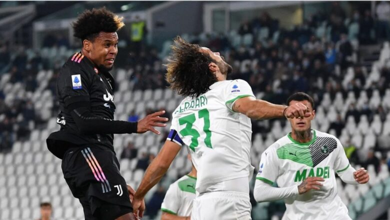 ITALY SASSUOLO STUNS JUVENTUS TO CLAIM FIRST EVEN VICTORY AT ALLIANZ STADIUM