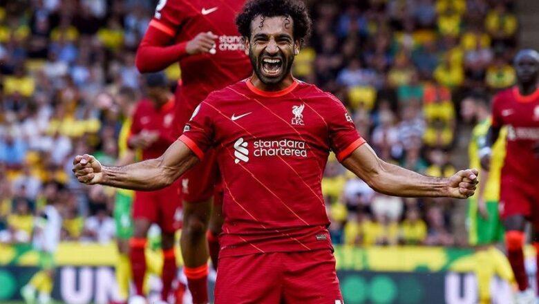 Mo Salah: Egyptian Among 30 Shortlisted For Ballon d'Or