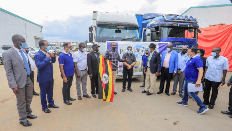 Ugandan milk makes export breakthrough to Southern Africa