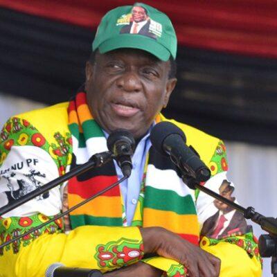 No Vaccination Card, No Beer- Mnangagwa