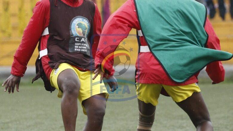 Nalukenge, Zalwango Handed Starting Slots As Lutalo Makes Two Changes