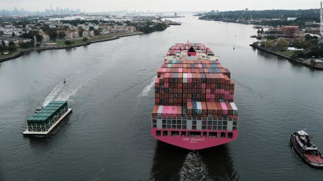 Biden to address global supply chain crisis